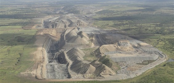 BMA are rehabilitating thousands of ha of QLD mining land