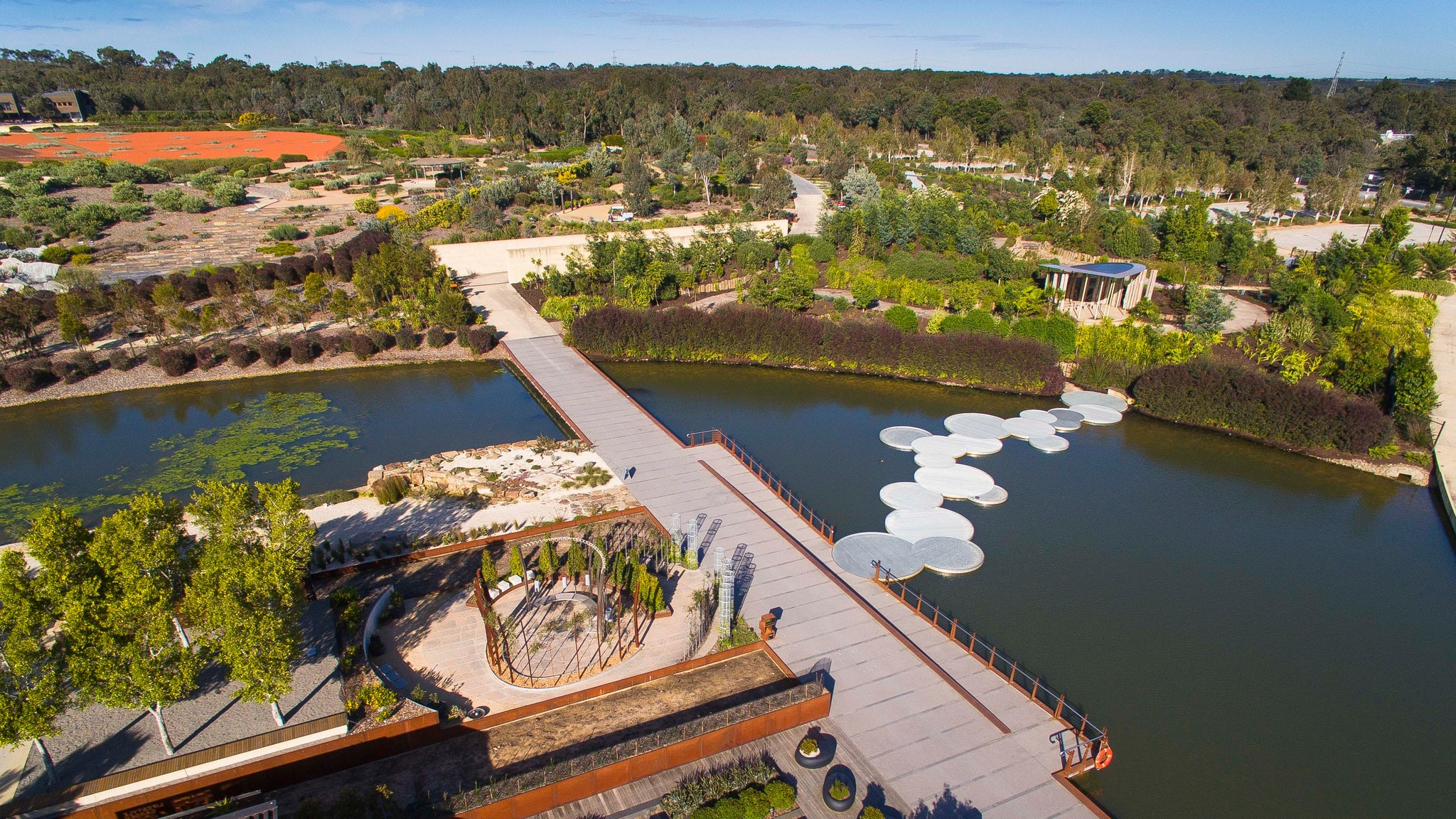 Find out how the Cranbourne Gardens has been rehabilitated