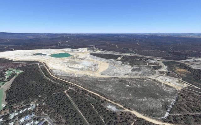 Barren mine site set for eco-tourism transformation
