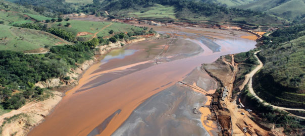 Australia takes lead to improve tailings dam performance