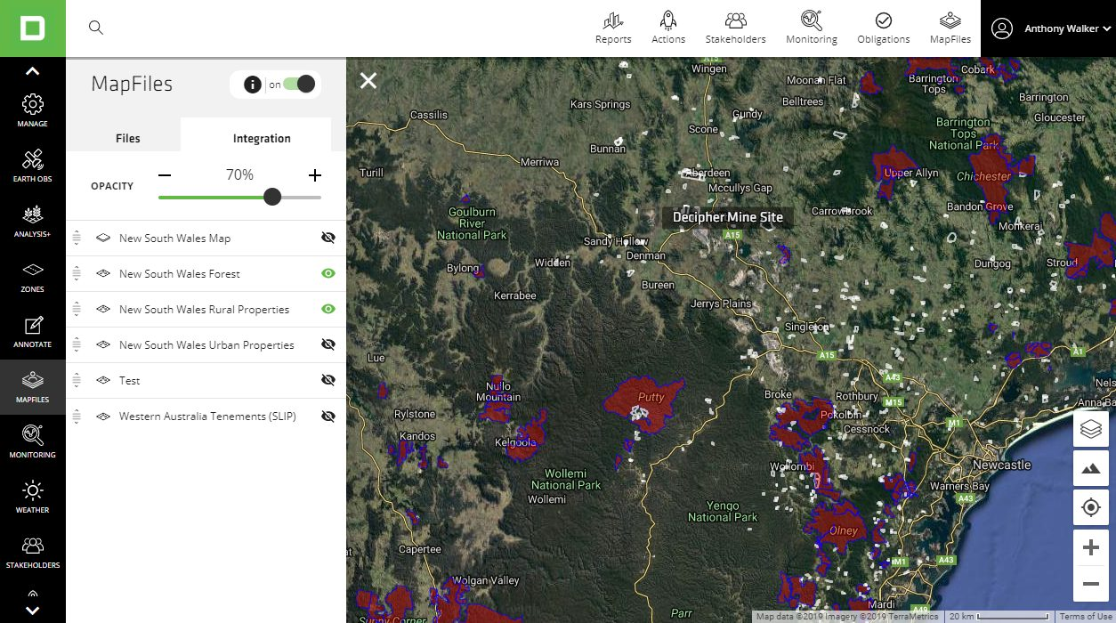 Decipher transforms the way mining companies visualise their sites