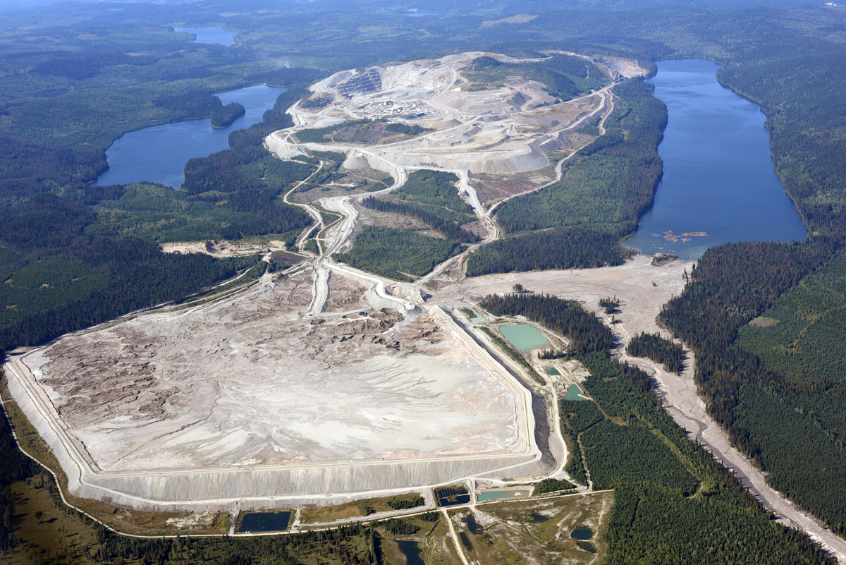 Find out about the cleaner, drier future of mine waste