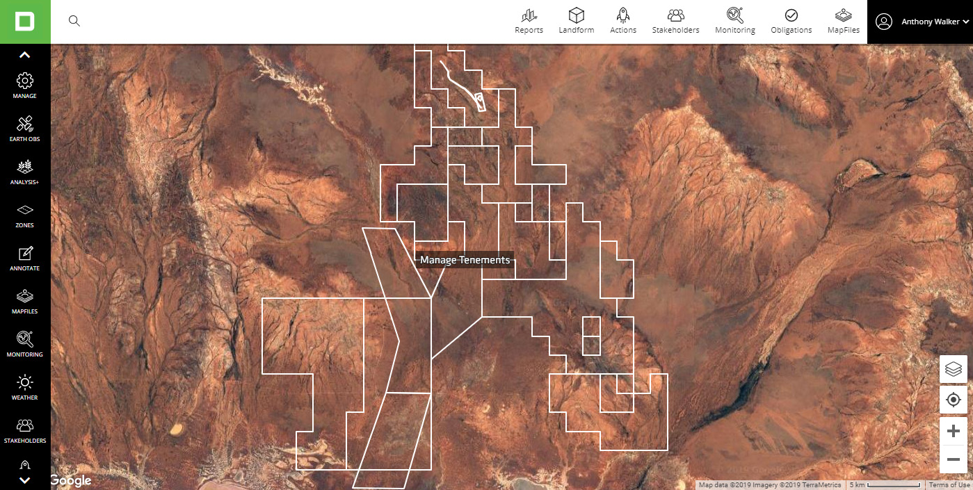 Start capturing and visualising tenement information and obligations with Decipher