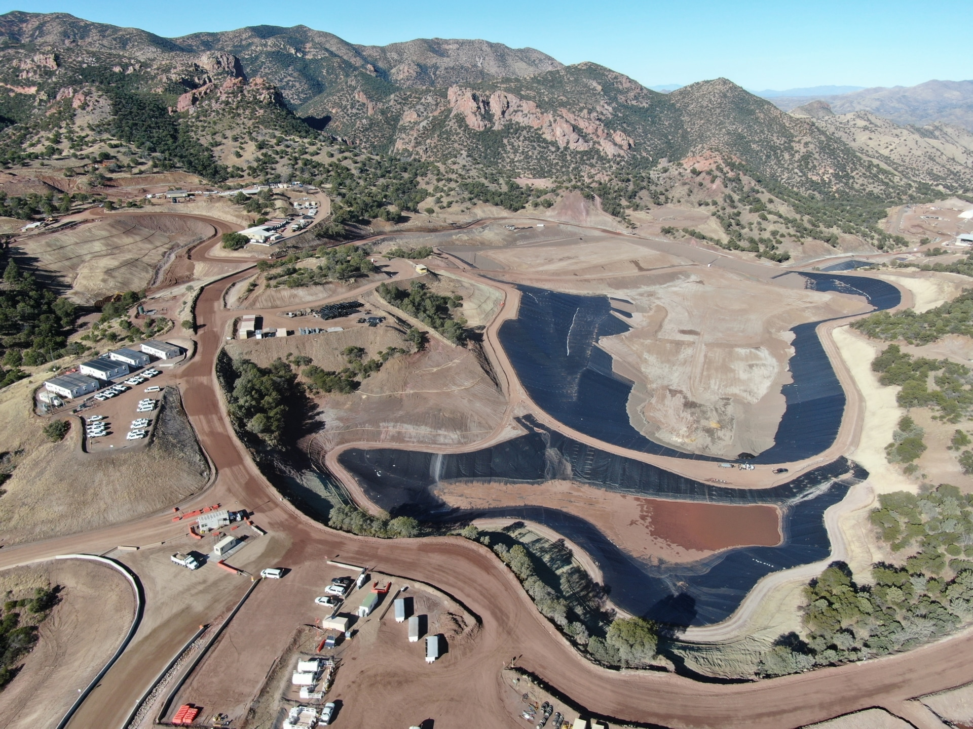 South32 completes $30 million remediation of Trench Mine