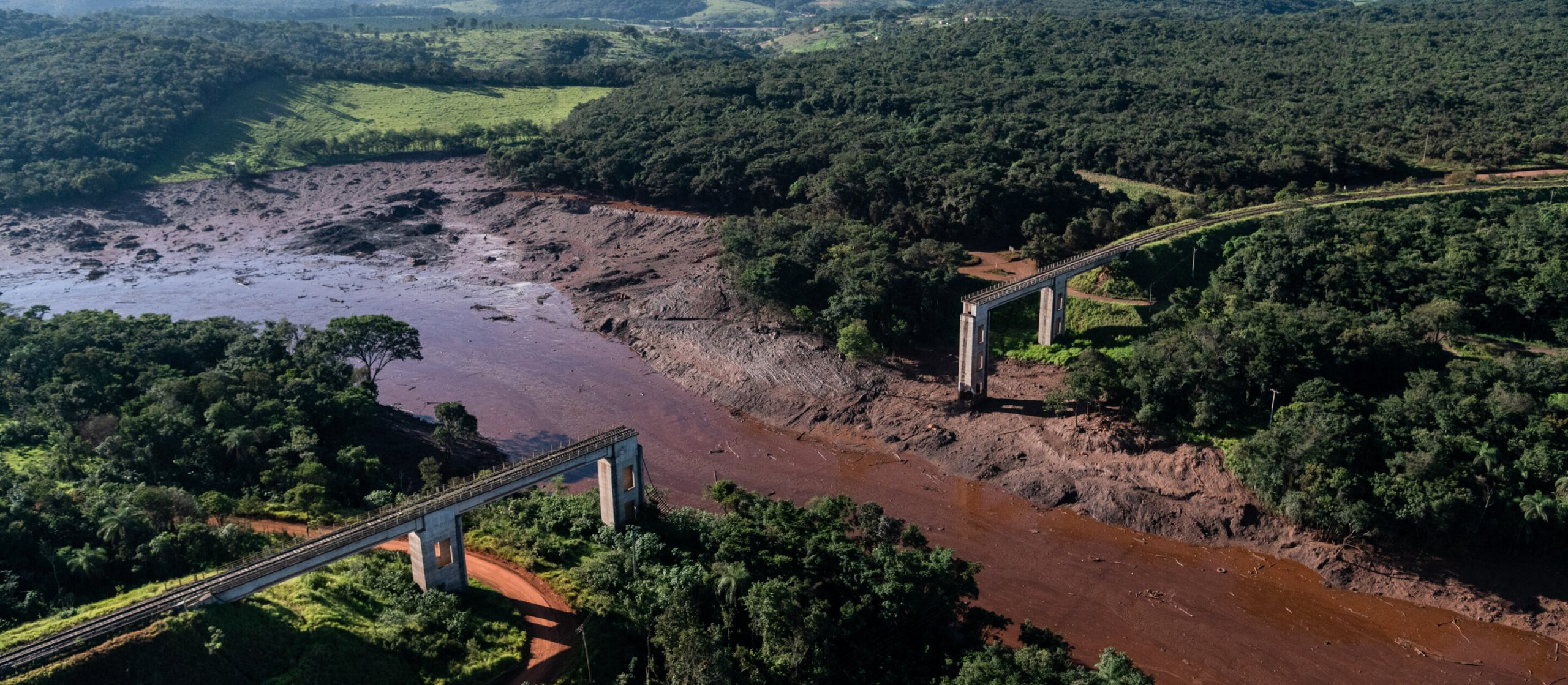 One year on from Brumadinho, public database of TSFs launched