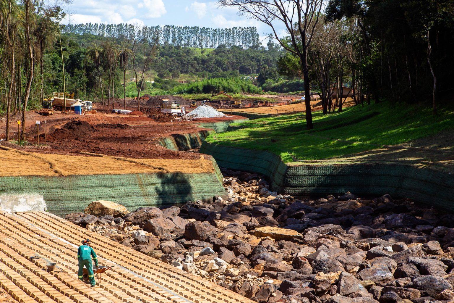 Vale launches environmental recovery project, Zero Milestone