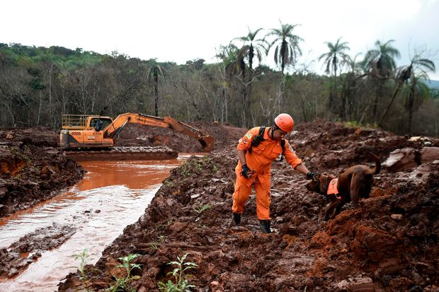 Vale to begin disposing of tailings waste from Brumadinho collapse