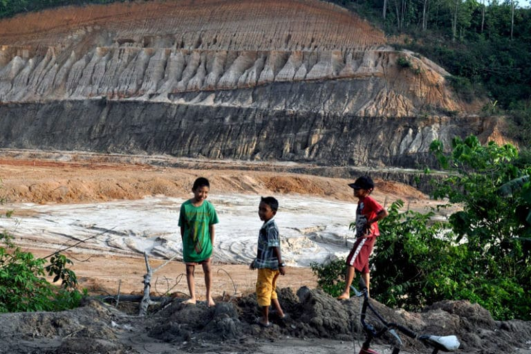 Indonesia's miners exploit loopholes to avoid restoring mining sites