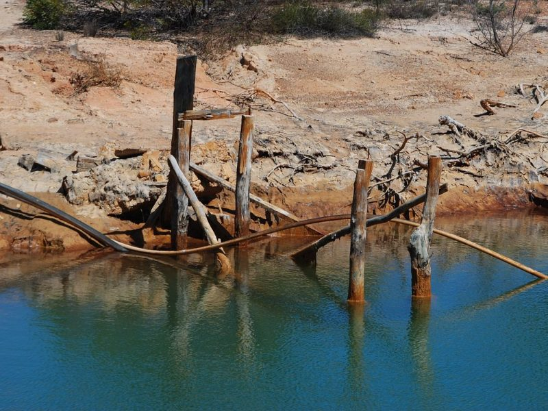 How the drought could affect mining in Australia