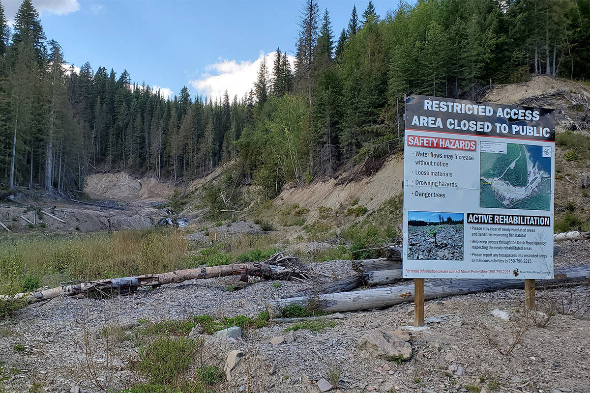 3 engineers face disciplinary hearings over Mt Polley disaster