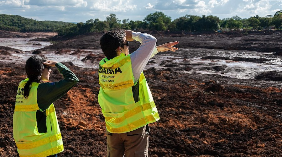 Vale raises alert for three inactive tailings dams
