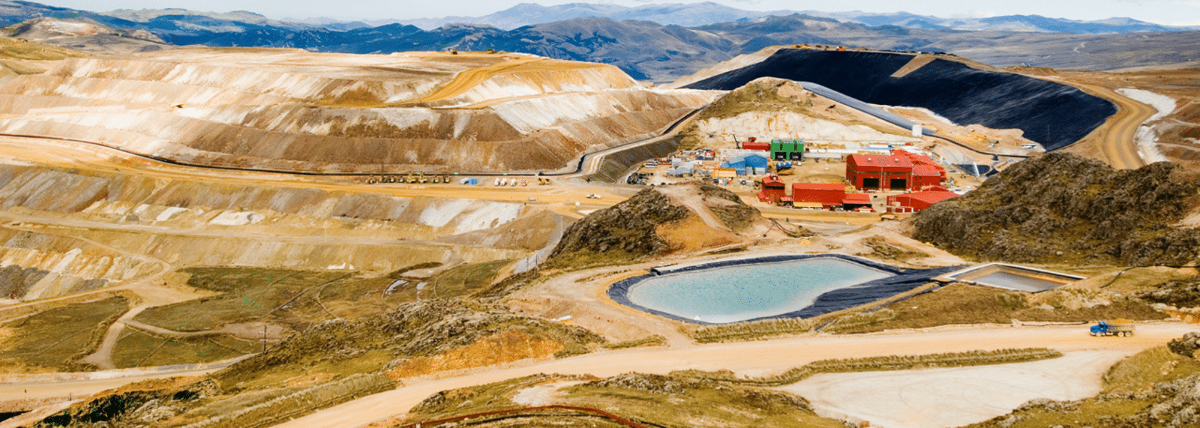 Newmont utilises drone and InSAR tech to monitor tailings dams