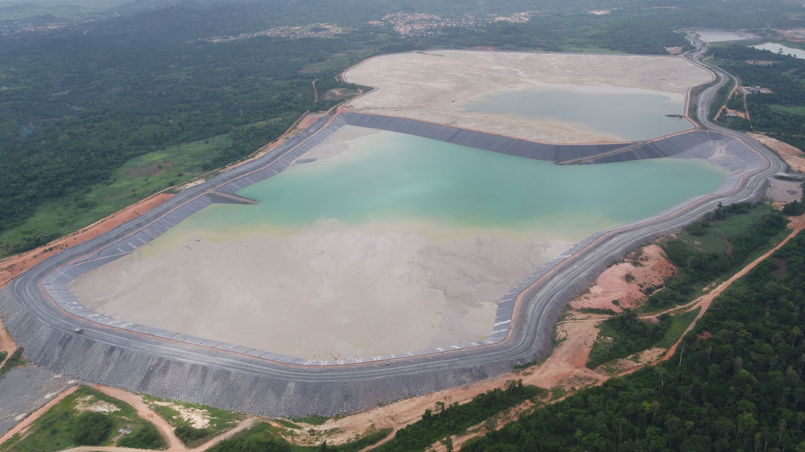 Find out about Newmont's approach to tailings management