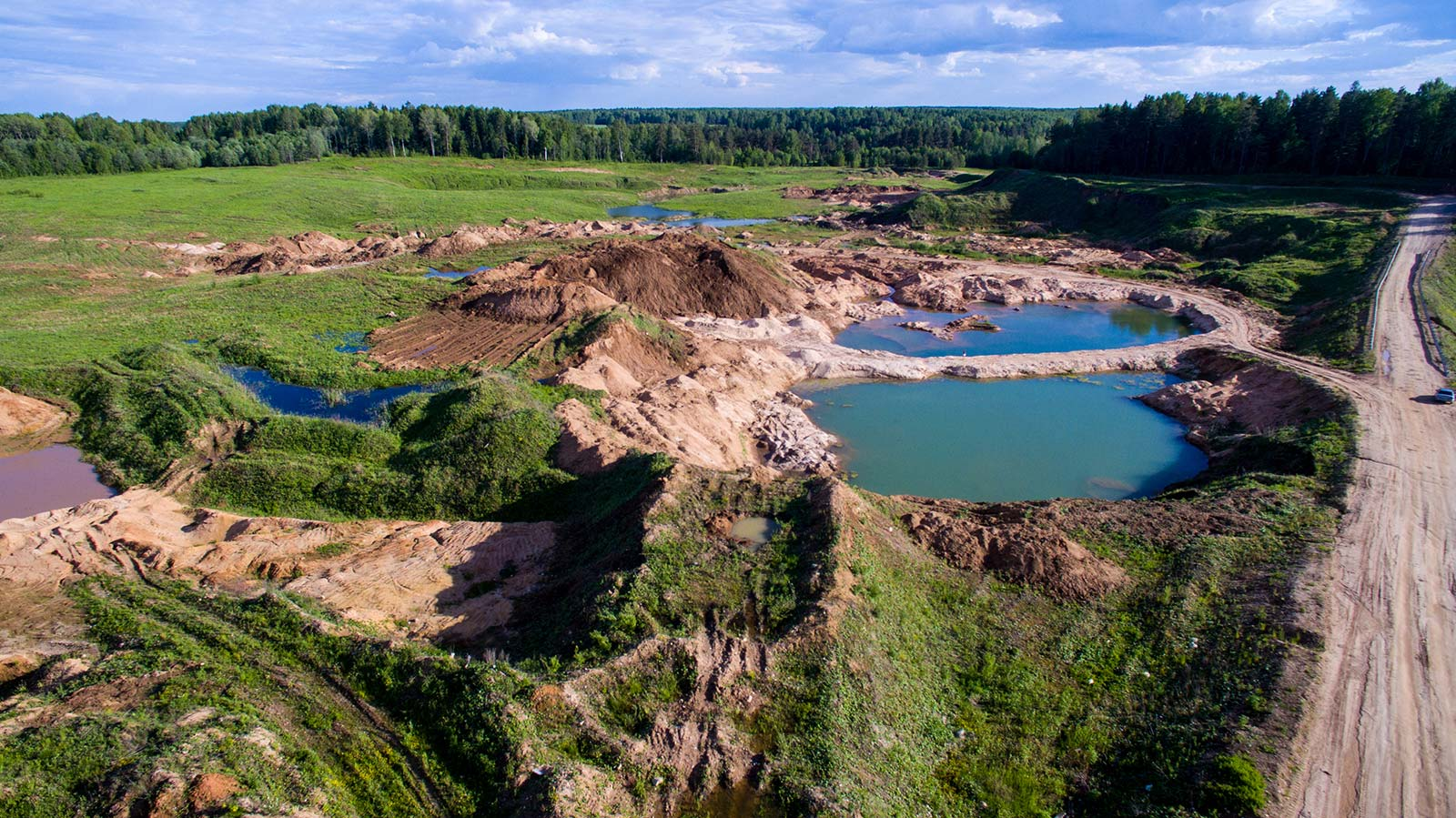 Mine Closure Review: Planning for Successful Rehabilitation