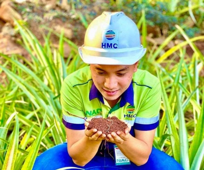 Worms prove successful soil engineers for mine rehabilitation