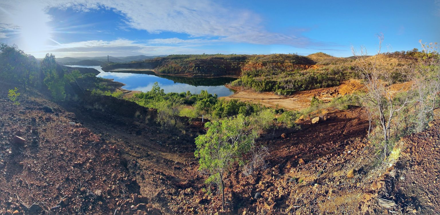 Plans to return Mount Morgan gold mine to former glory