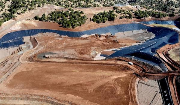 """How South32 has remediated a historic TSF into a """"state-of-the-art"""" dry stack facility"""