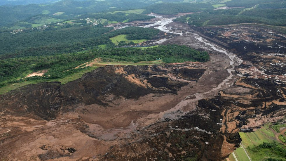 Brumadinho TSF failure could have been predicted with tech