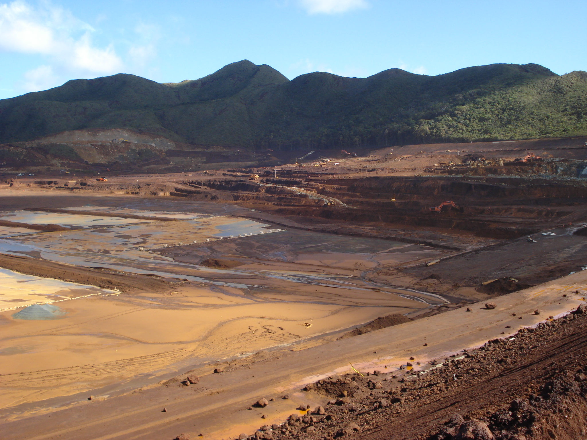'Time has come for miners to make statements about tailings dams'