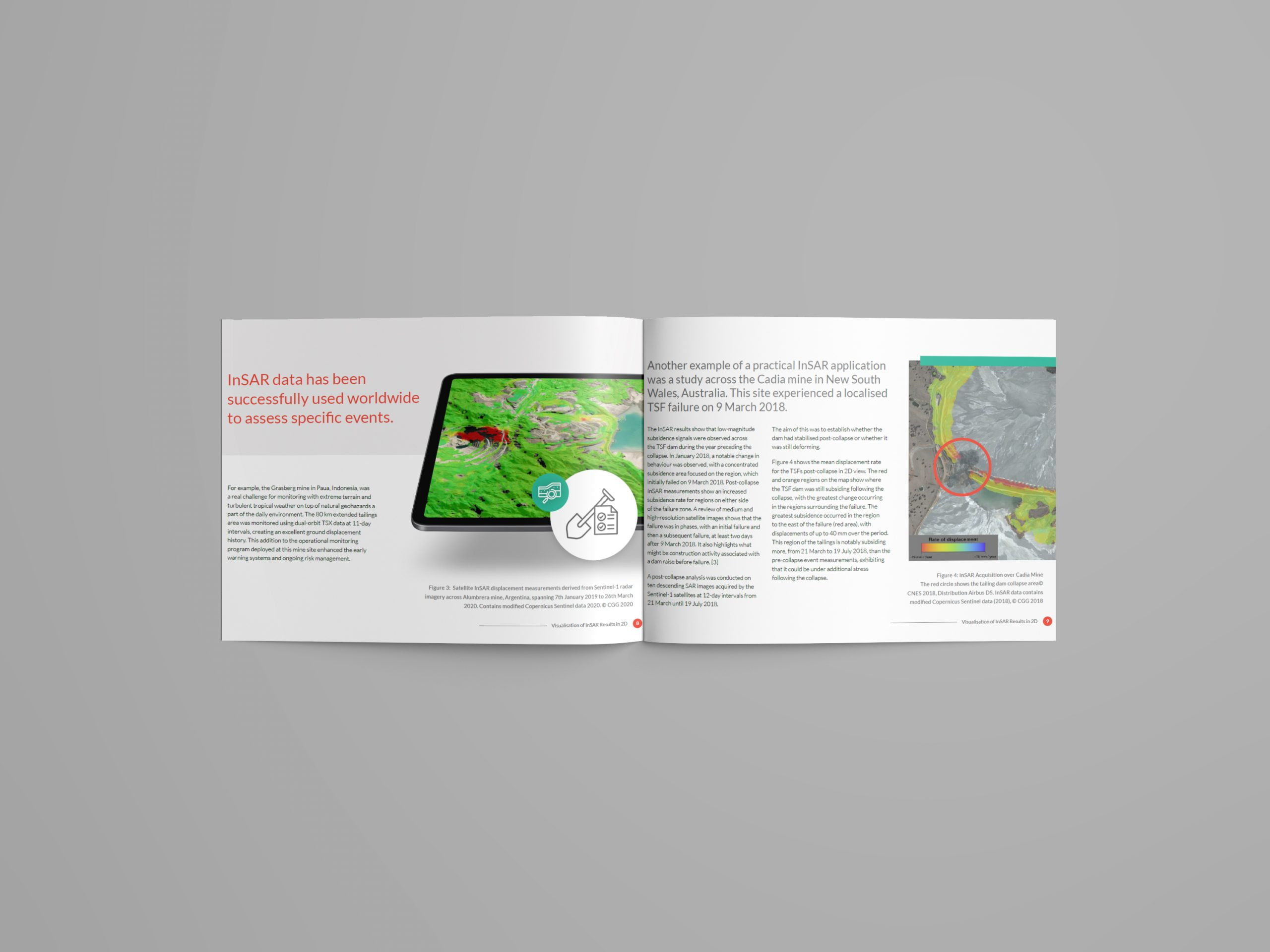 How leading miners are leveraging InSAR for Tailings [FREE GUIDE]