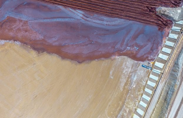 BHP strives for industry standard tailings storage