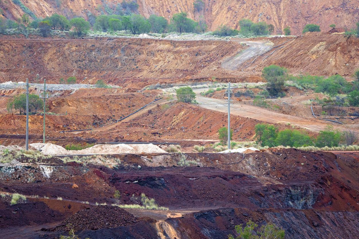 Prosperous plans for historic mine