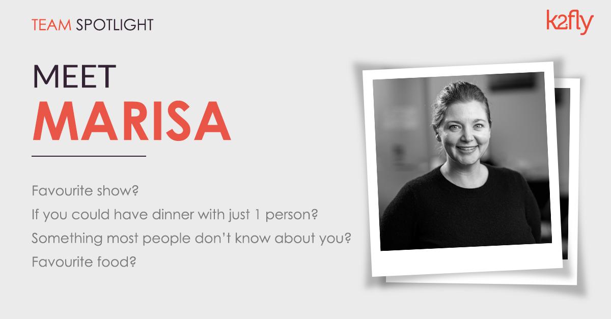 Meet the Team – Marisa Willard
